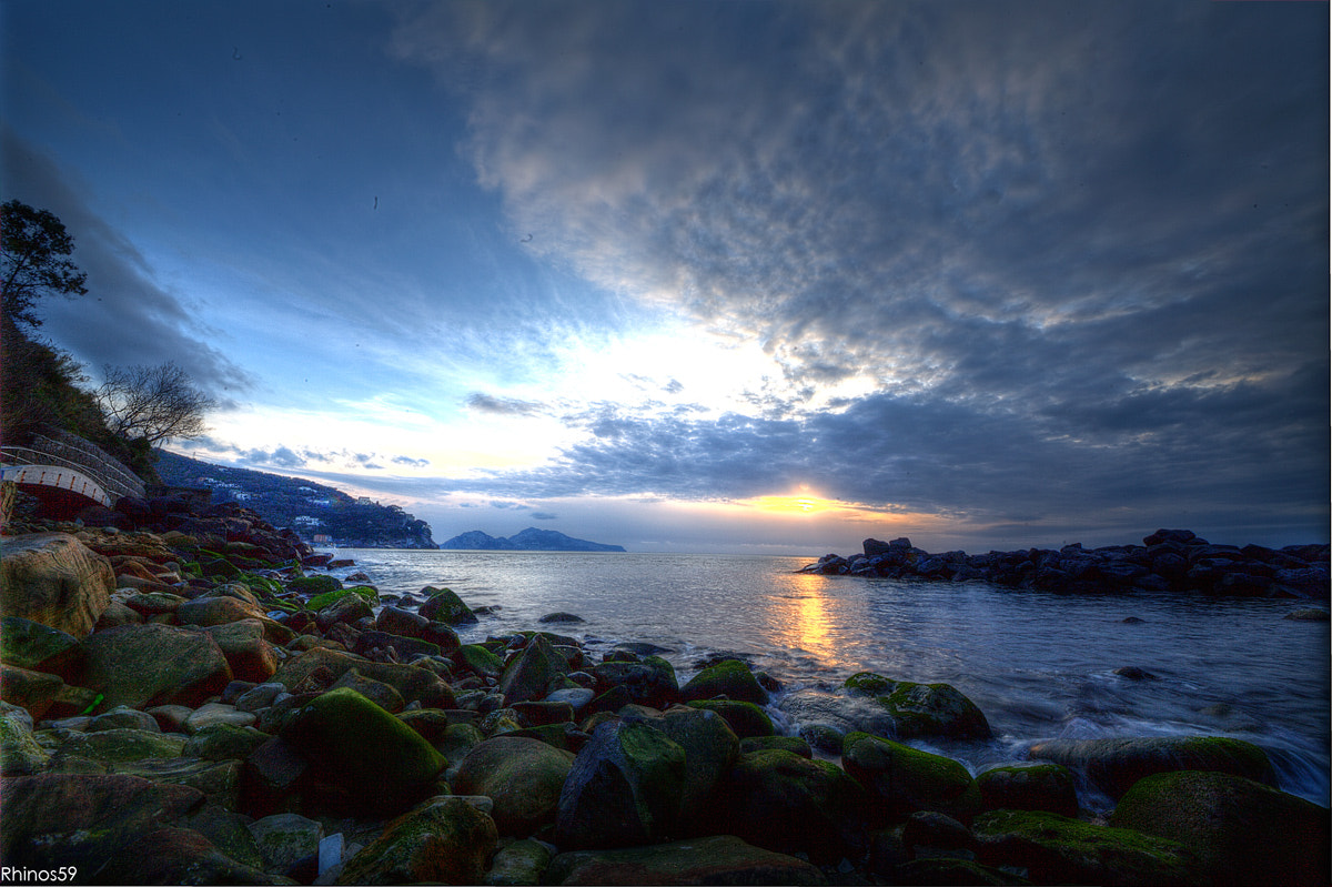 Photograph San Montano sunset by Rino Di Noto on 500px