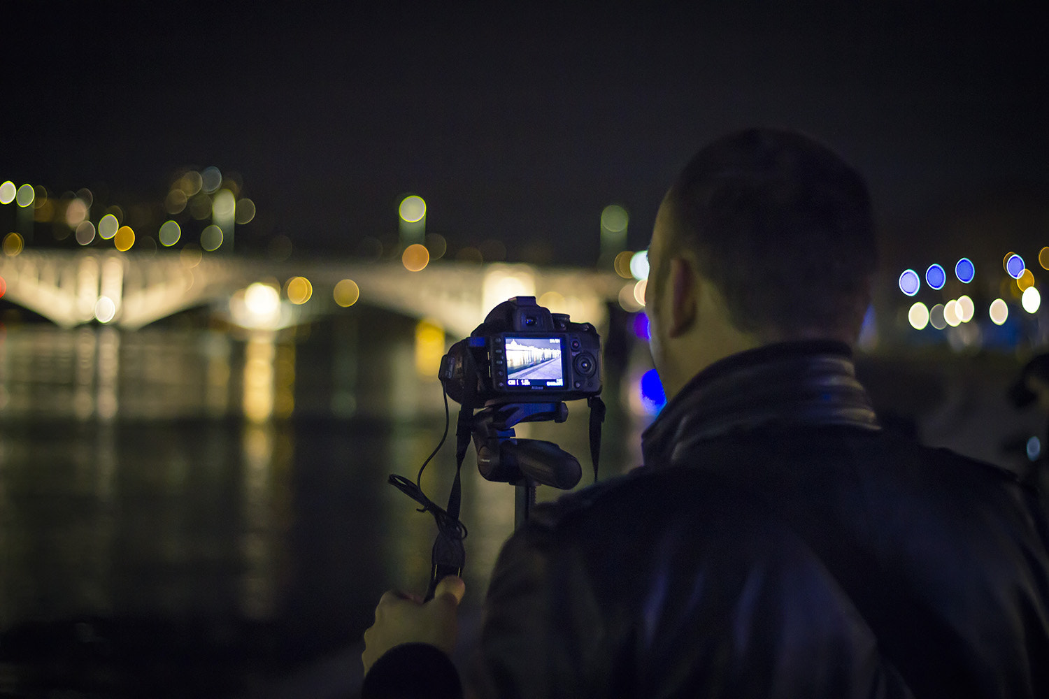 Photograph Night Session - Lyon by Julien Cauvin on 500px