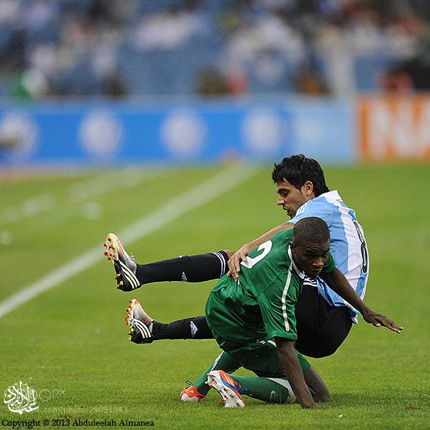 Photograph Conflict ball by Abduleelah Al-manea on 500px