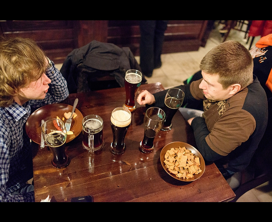 """Photograph """"disputes on beer"""" by Evgeny Shcherbakov on 500px"""