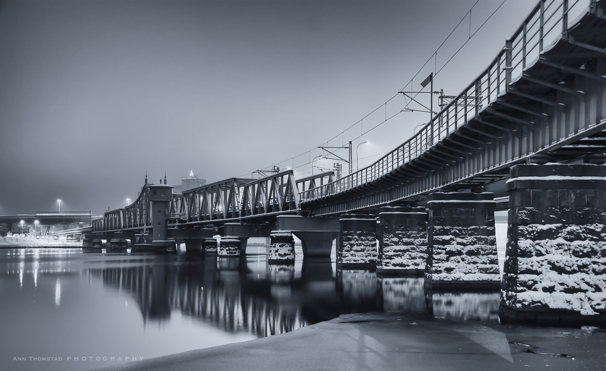 Photograph The Railway Bridge by Ann Thomstad on 500px