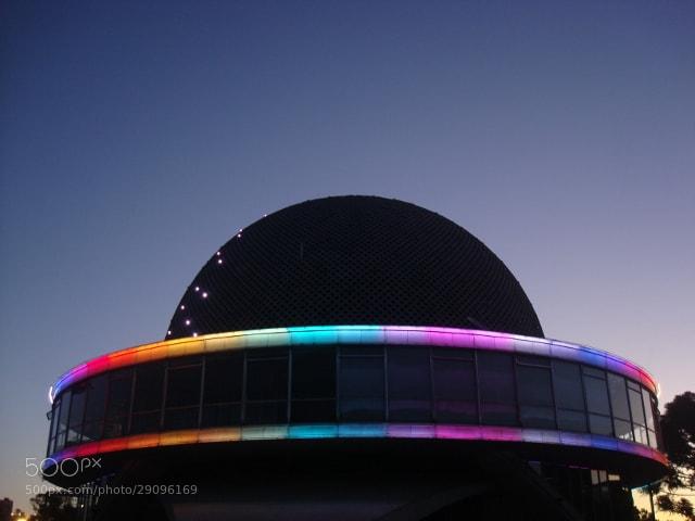Photograph Planetario by Hugo Desch on 500px