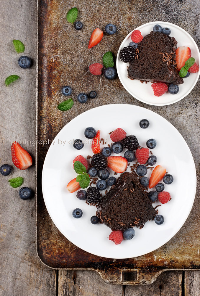 Photograph Chocolate Cake by Claudia Totir on 500px