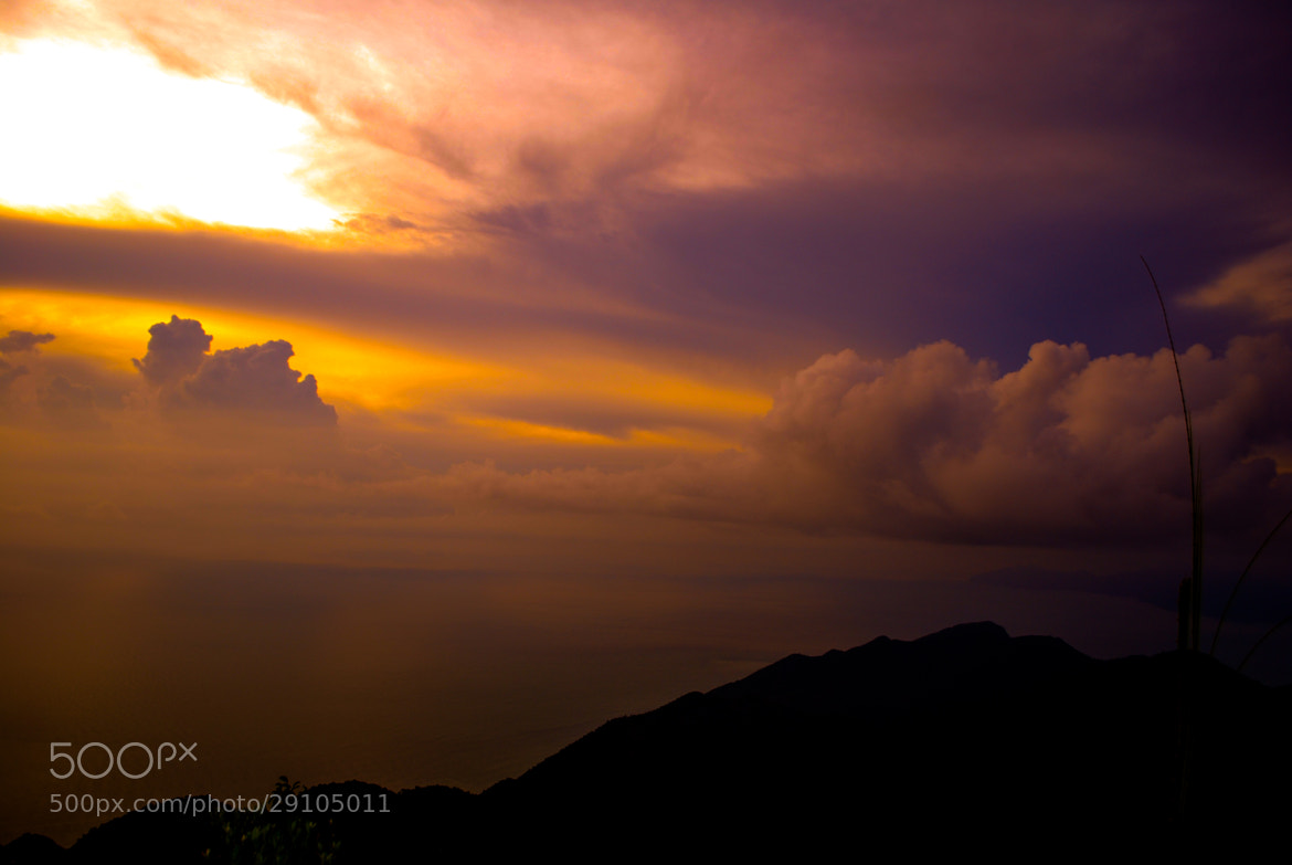 Photograph Sunset in Langkawi by RAHIL KHAN on 500px