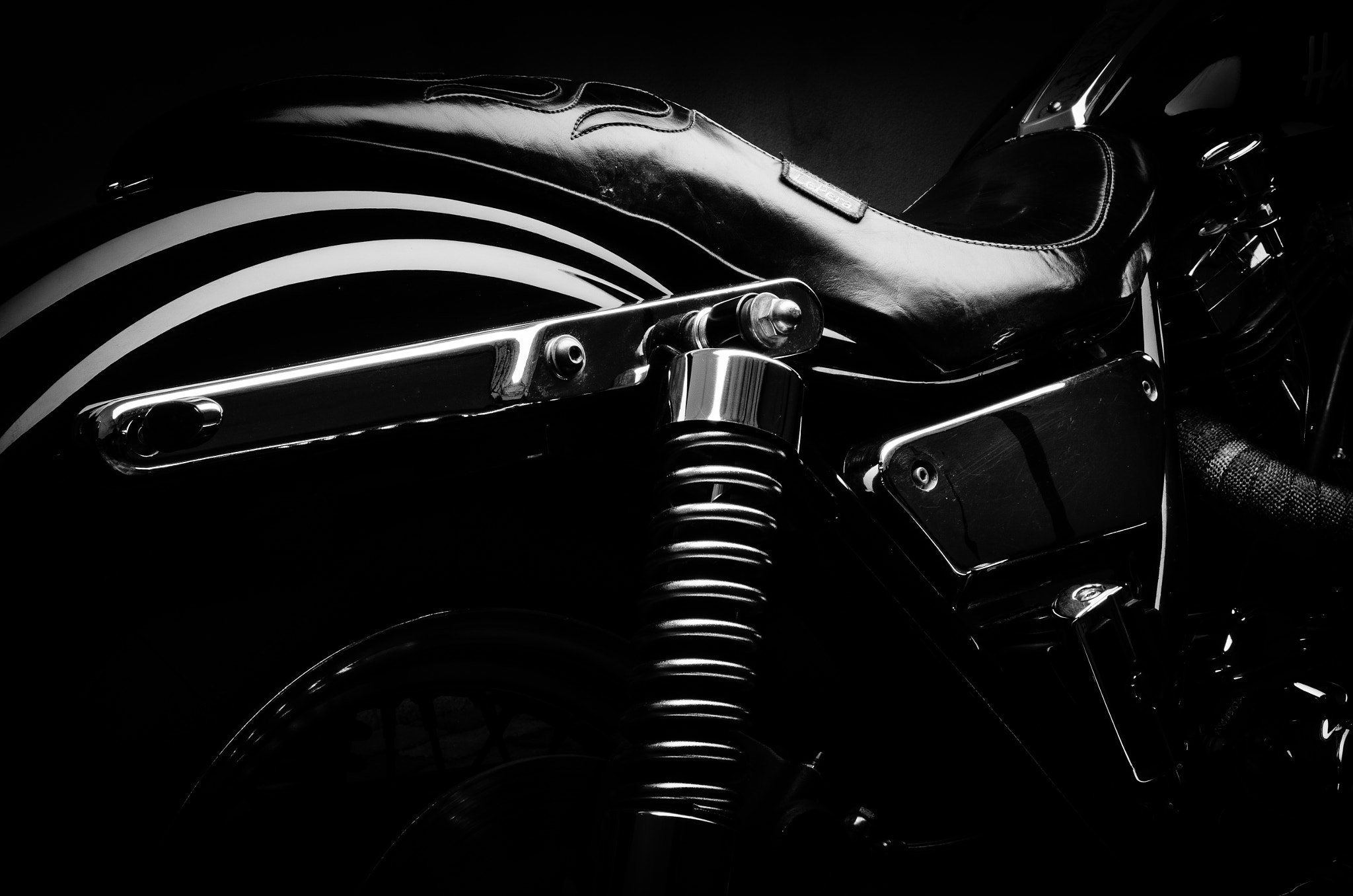 Photograph Harley 06 by Laurent André on 500px