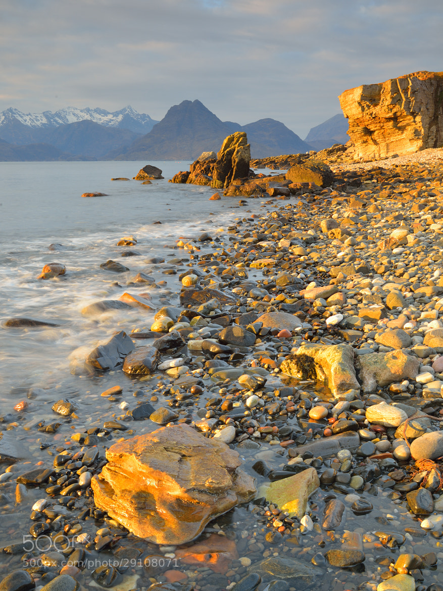 Photograph Elgol gold by Jon Sketchley on 500px