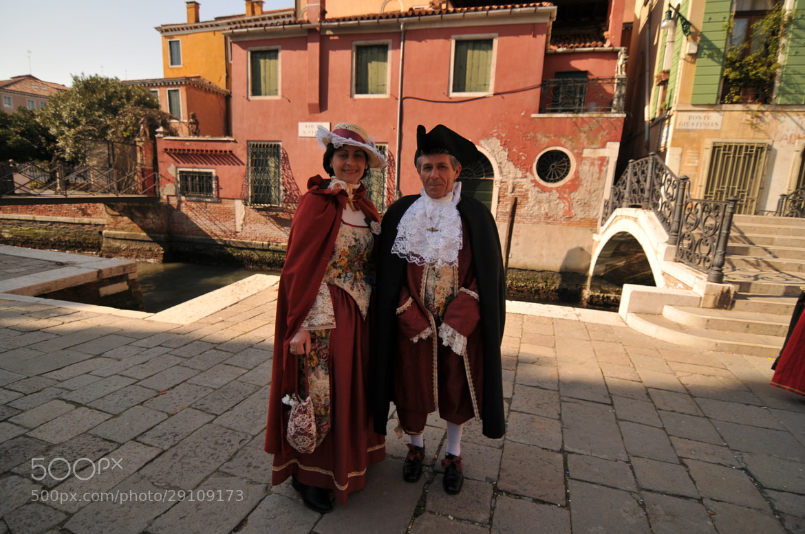 Photograph Venice Carnival by Daniel Calin on 500px