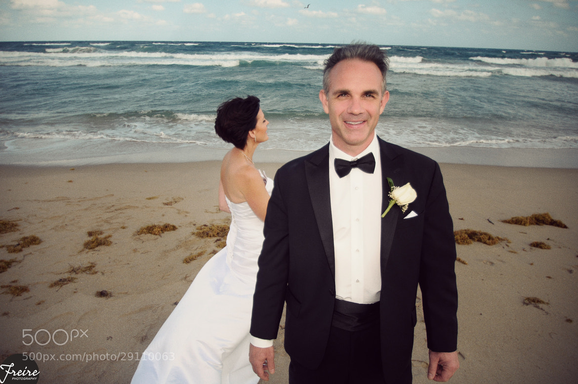 Photograph Ocean wedding pictures by Jan Freire on 500px