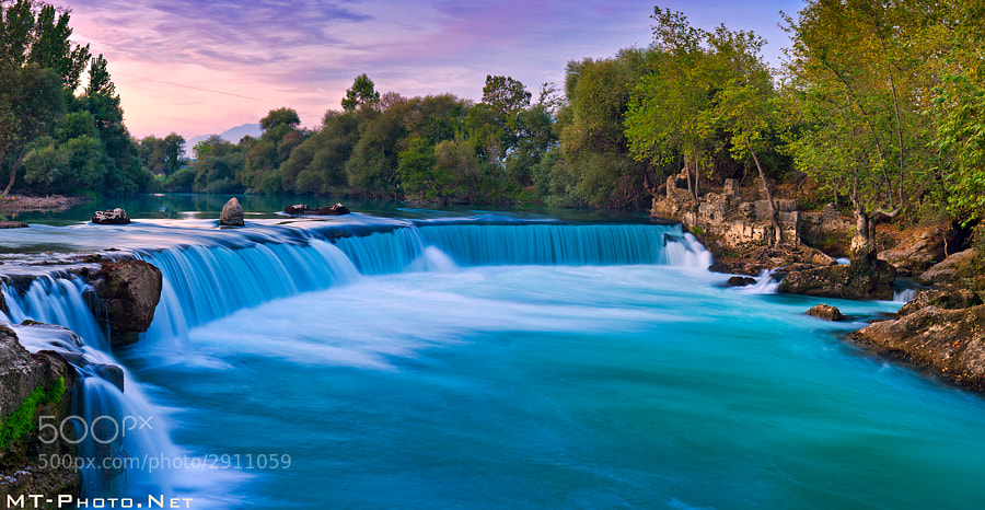 Manavgat Waterfalls / Antalya / Turkey