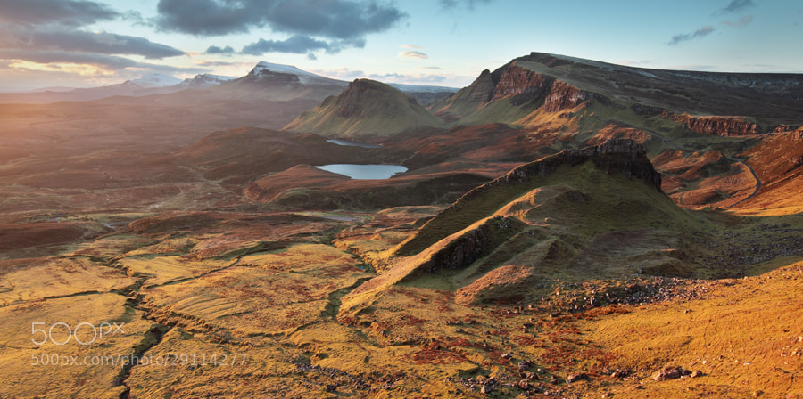 Photograph Quiraing by Graeme Kelly on 500px