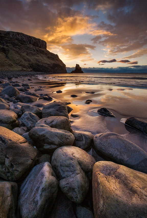 Photograph Talisker Point by Graeme Kelly on 500px