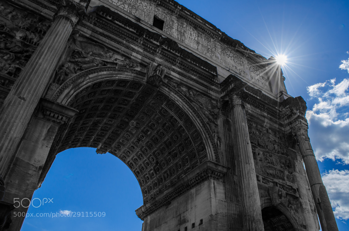 Photograph Arch Of Sunshine by Henry Buttchereit on 500px