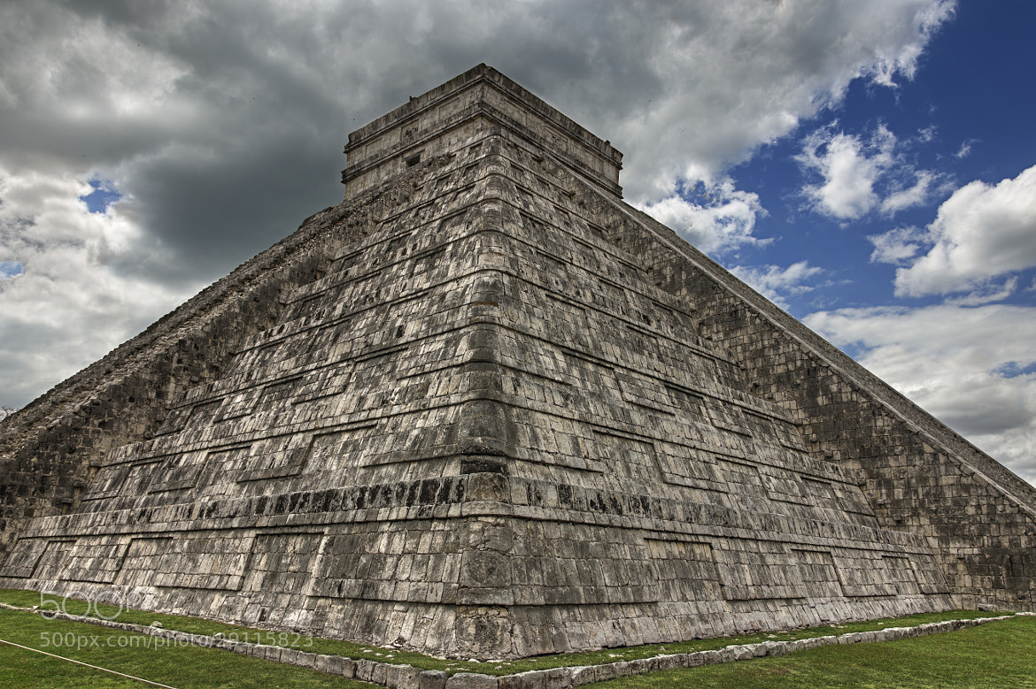 Photograph Chichen Itza by Devin Cross on 500px
