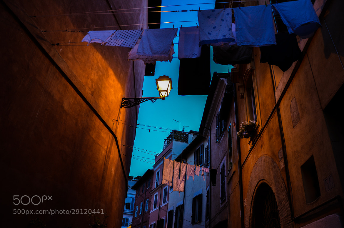 Photograph Trastevere by Pierre  Brinas on 500px