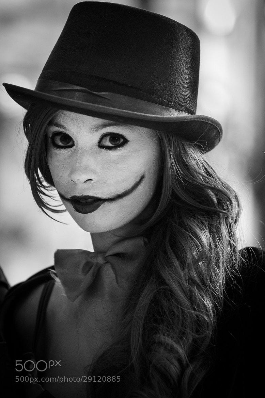 Photograph The Joker by Ashwin Rao on 500px