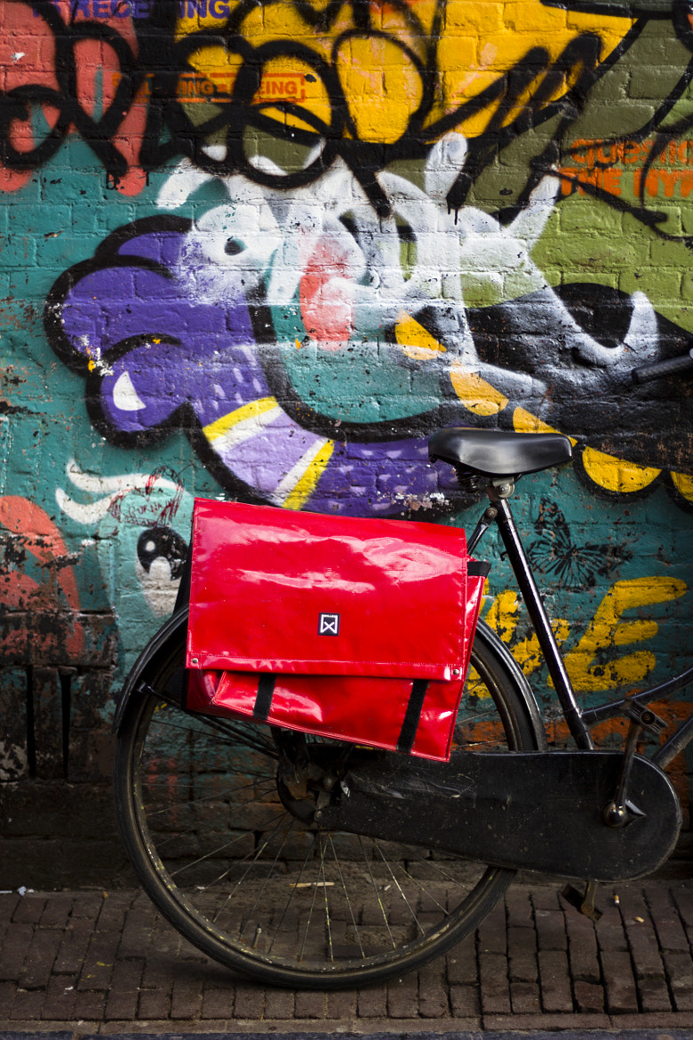 Photograph The Red Bag by Alex Mourant LRPS on 500px