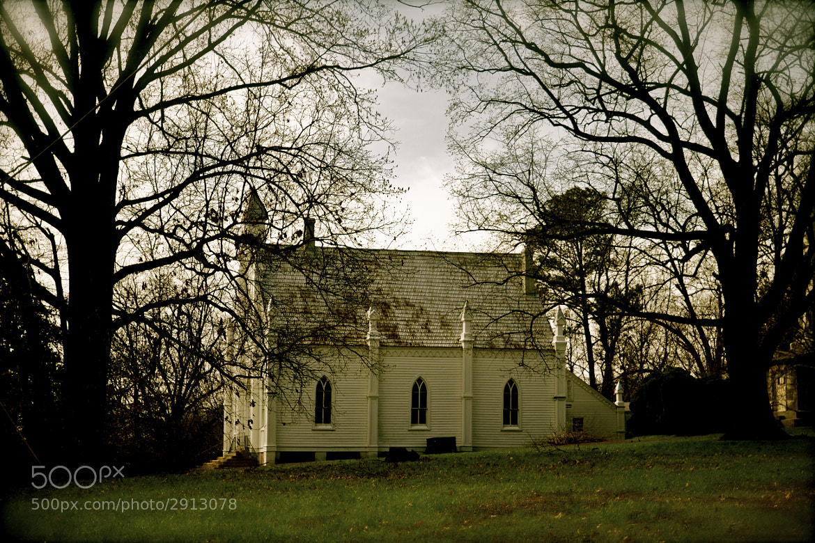 Photograph stanton church by Herb Halstead on 500px