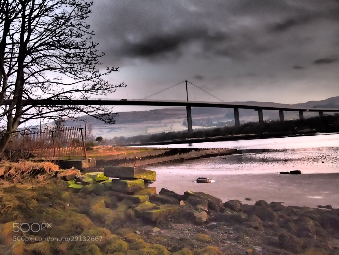 Photograph Erskine Bridge by raymond_borland on 500px