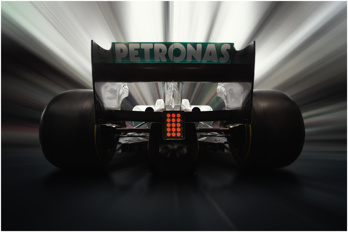 Photograph Mercedes F1 by Thomas Juel on 500px