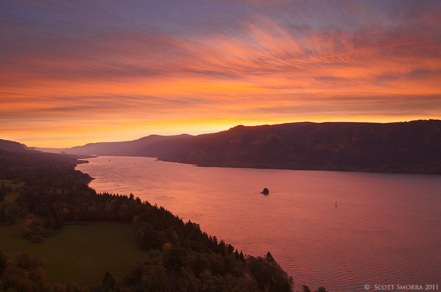Photograph Cape Horn Sunrise by Scott  Smorra on 500px
