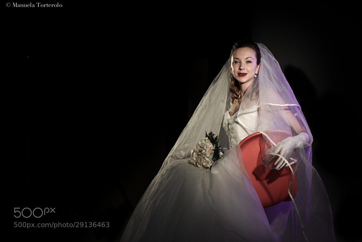 Photograph The bride by Manuela Torterolo on 500px