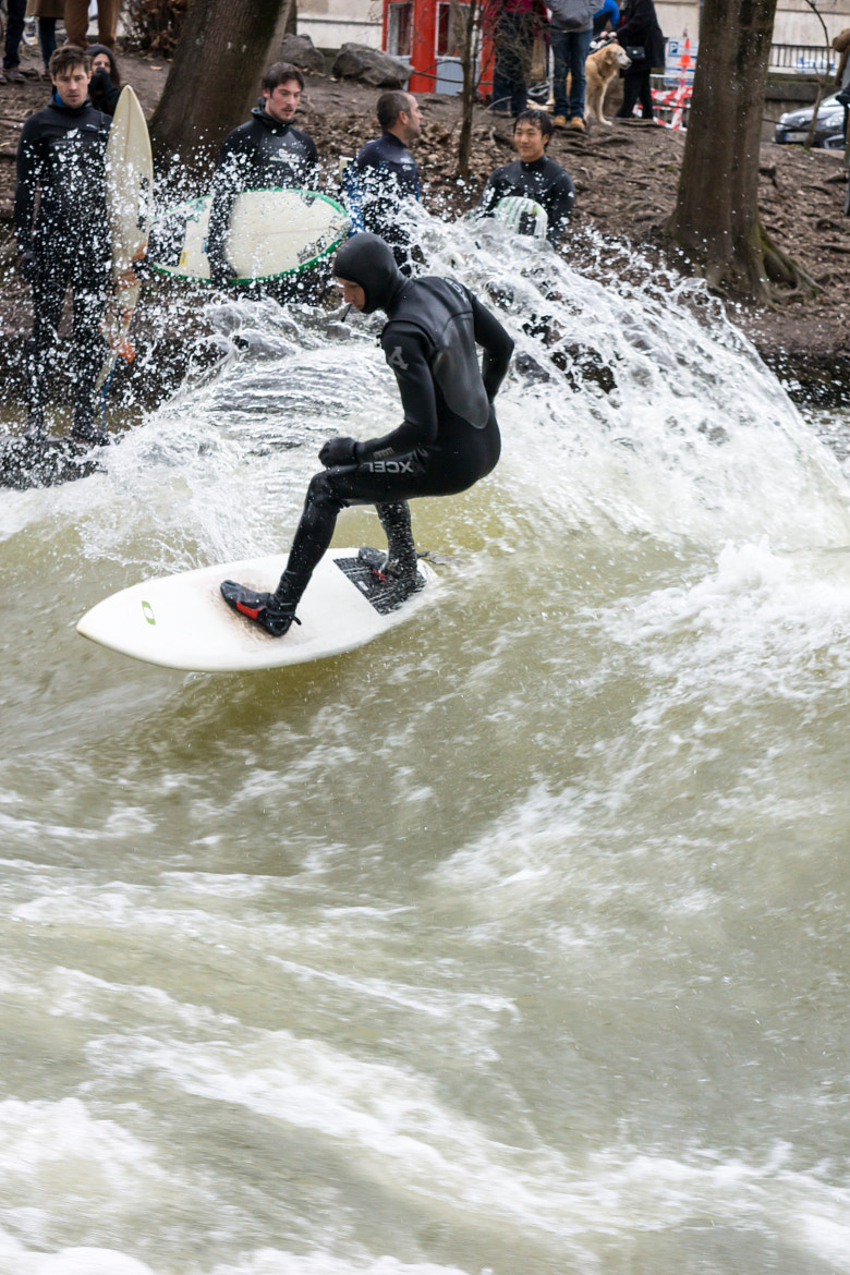Photograph Surfer in the City by Pia Kleine Wieskamp on 500px