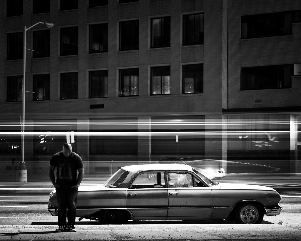 Photograph hustle at the speed of need by Brian Day on 500px