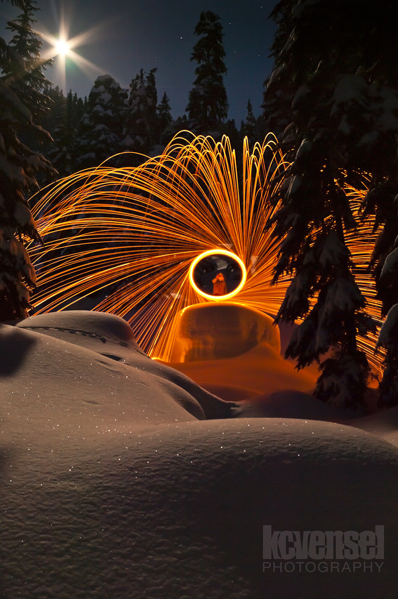 Photograph Fire & Ice by Ken Vensel on 500px