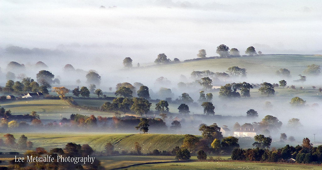Photograph Autumn Mists by Lee Metcalfe on 500px