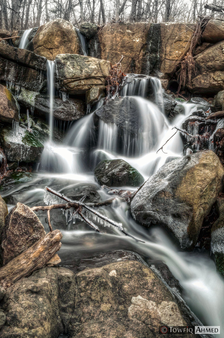 Photograph Cold Spring Falls by Towfiq Ahmed on 500px