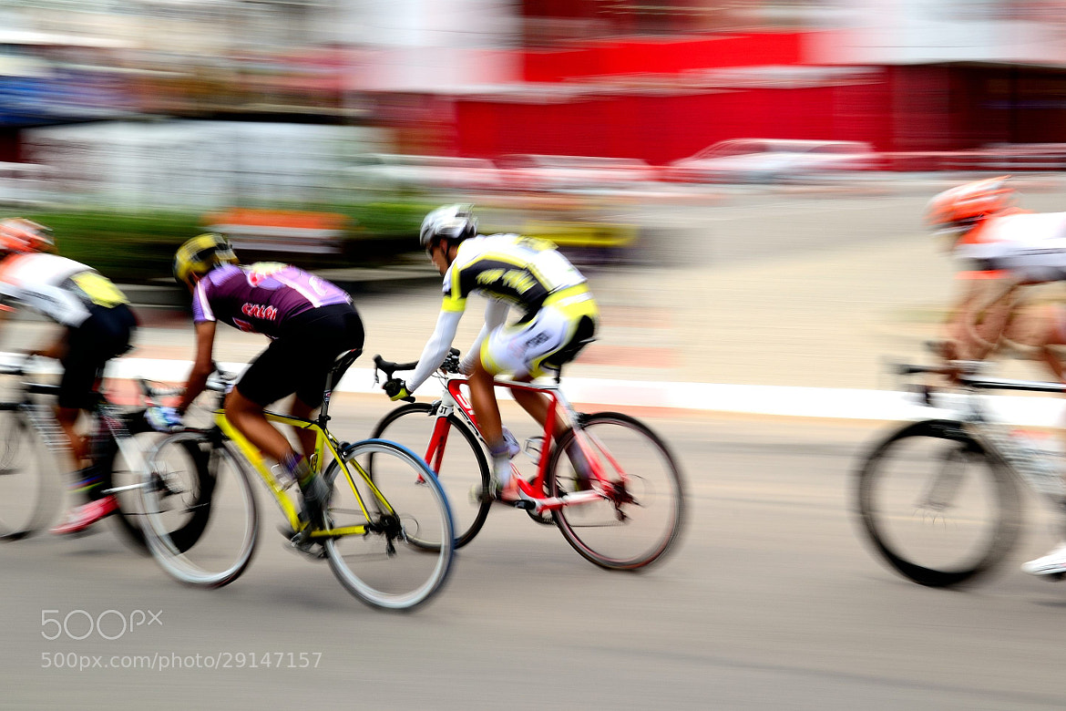 Photograph Bikes by Helvio Silva on 500px