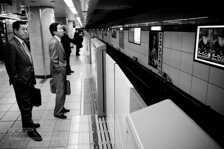 Photograph Subway, Tokyo by Richard Ng on 500px