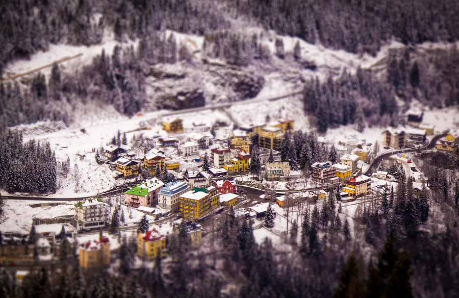 Mini Bad Gastein by Mikkel Liisborg Hansen on 500px.com