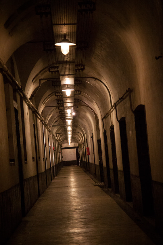 Photograph Breendonk, Cell Block by martin gatti on 500px