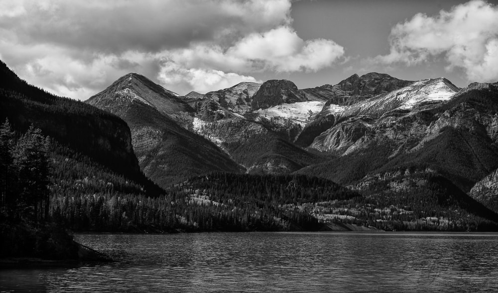 Photograph Barrier Lake by Dave Pattinson on 500px
