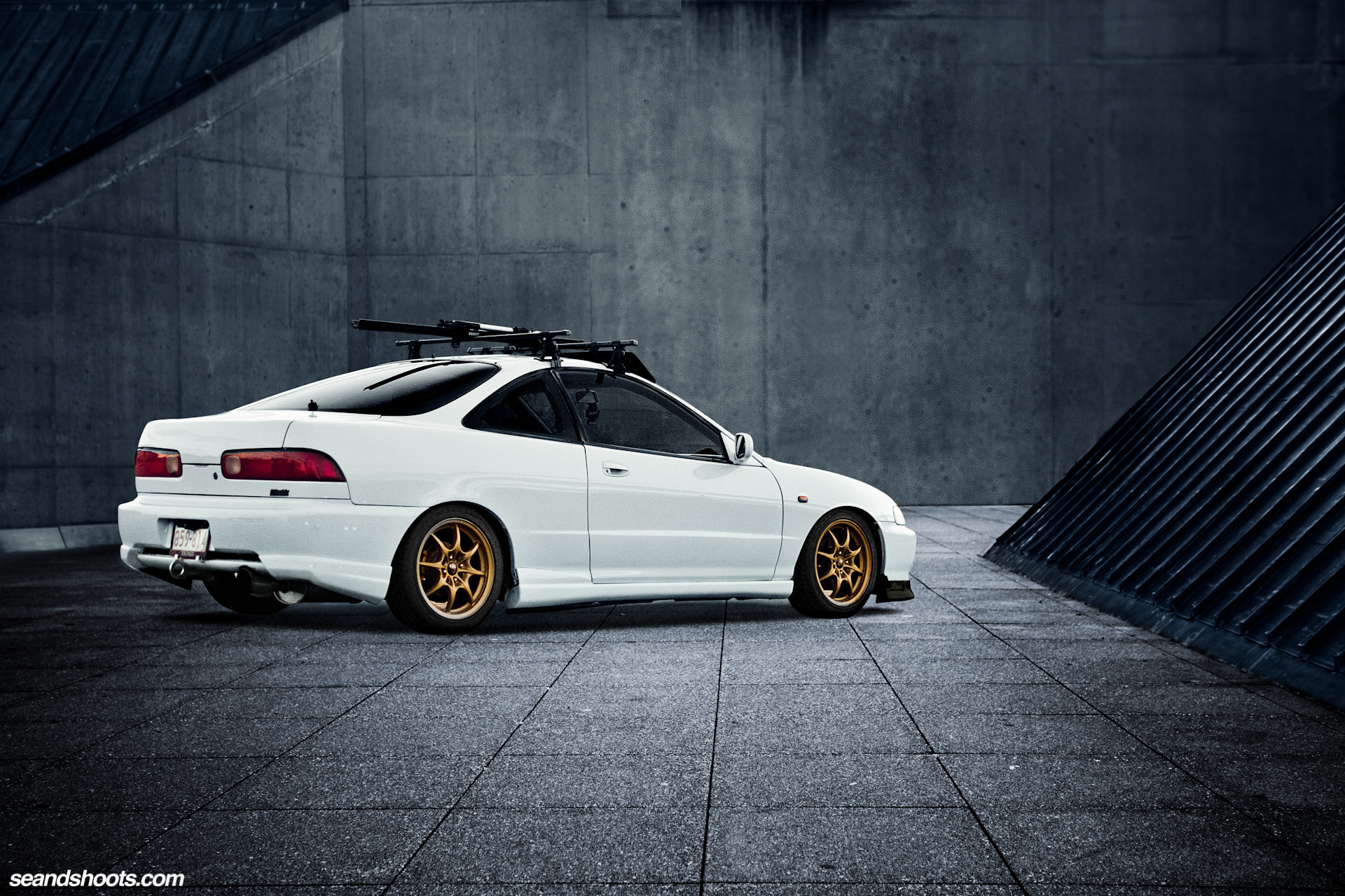 Photograph Rian's Integra by seandshoots .com on 500px