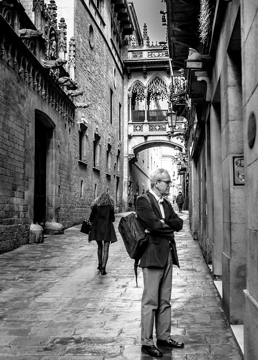 Photograph Carrer del Bisbe  by Pilar   Silvestre             *Moneypenny* on 500px