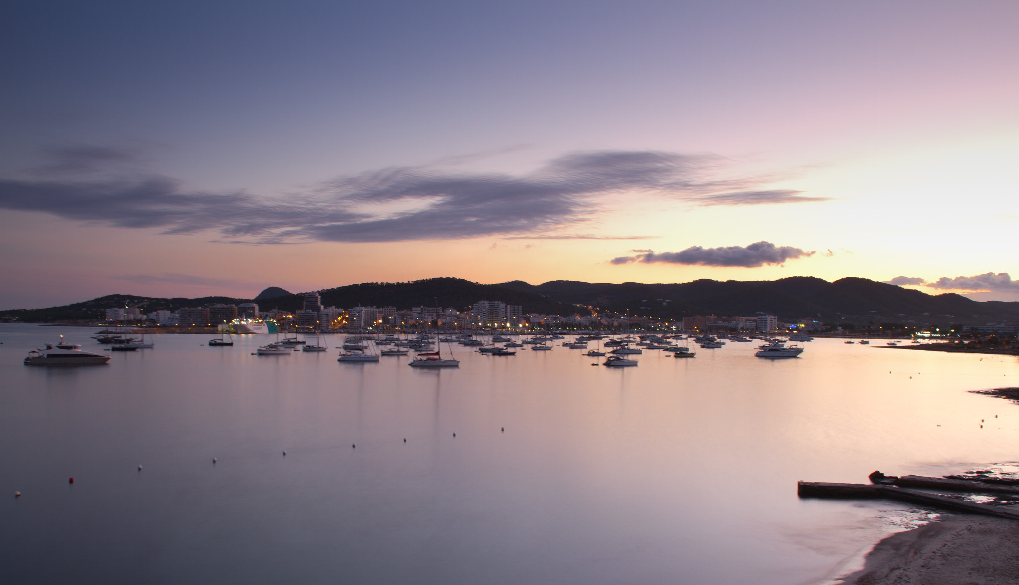Photograph Ibiza 6am by Alan Shelley on 500px