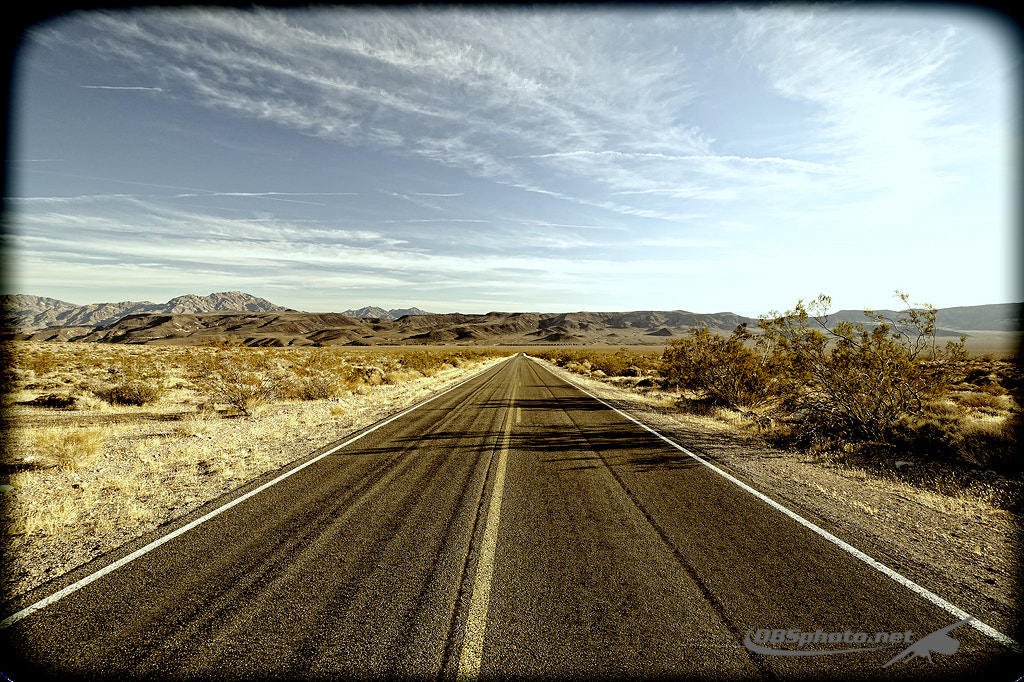 Photograph Road in Death Valley by Darek Siusta on 500px