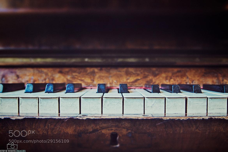 Photograph Keys by Steve White on 500px