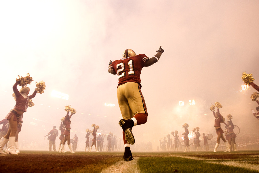 Photograph NFL Football by DGReps Photographer Jeff Lewis by DGReps  on 500px