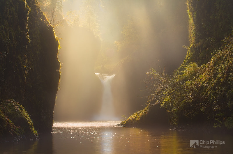 Photograph Punchbowl Mist by Chip Phillips on 500px
