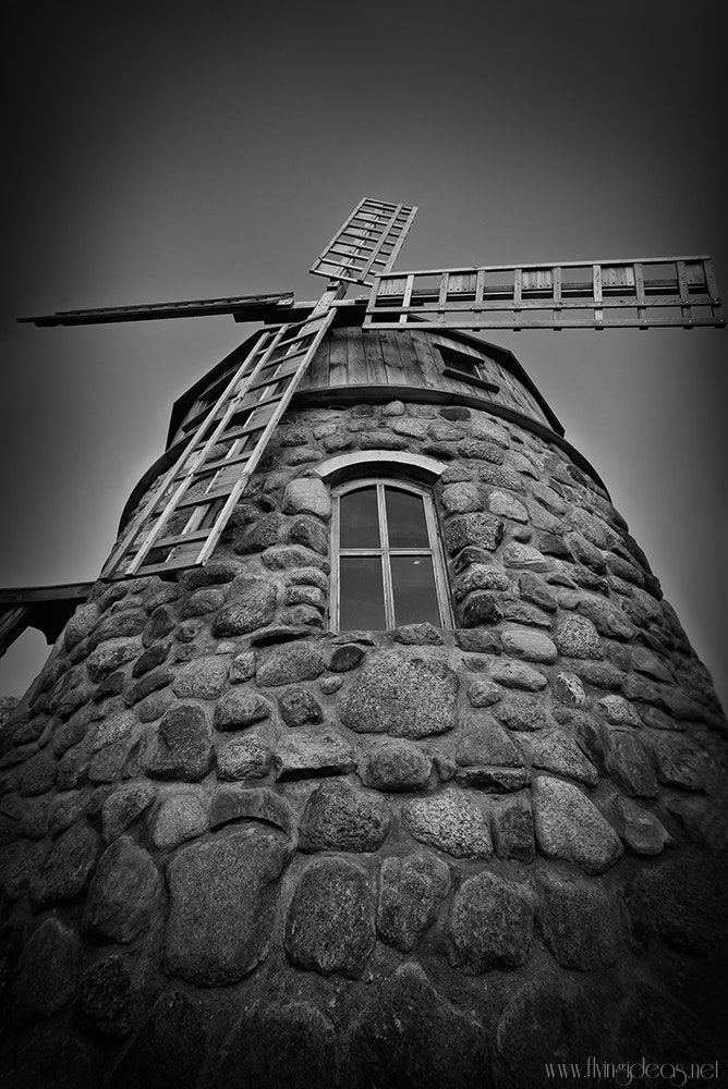 Photograph Windmill by Flying Ideas  Photography on 500px
