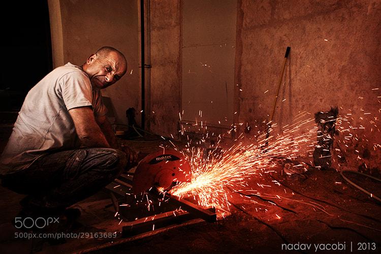 Photograph Spark of Creation by Nadav Yacobi on 500px