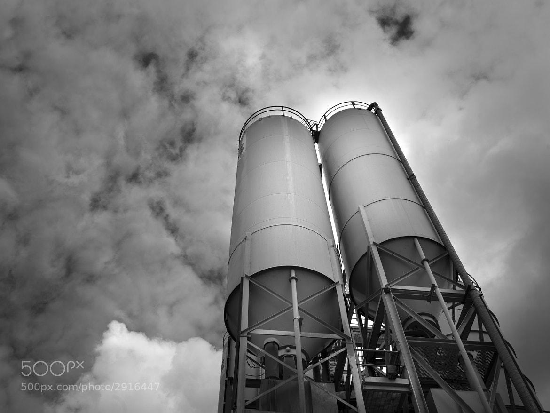 Photograph Concrete Plant, Australia by Antonio Ranieri on 500px