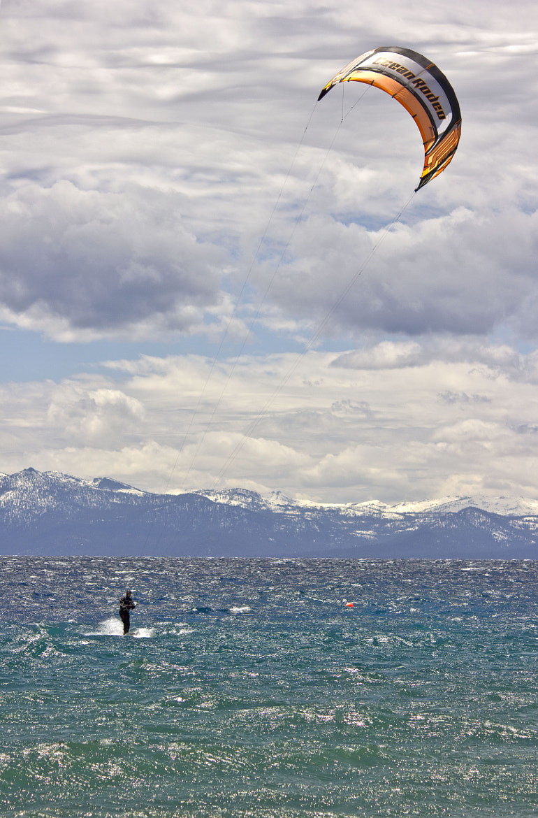 Photograph Wind Surfing by Sammy Carrell on 500px