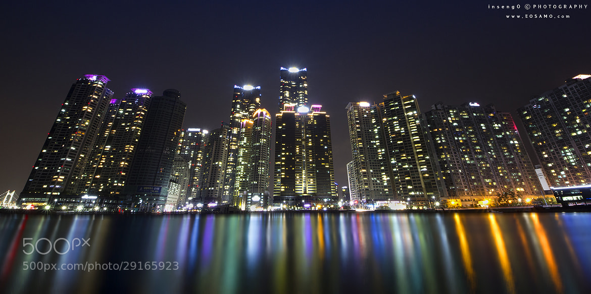 Photograph apartment along the shoreline by chan-wook Kim on 500px