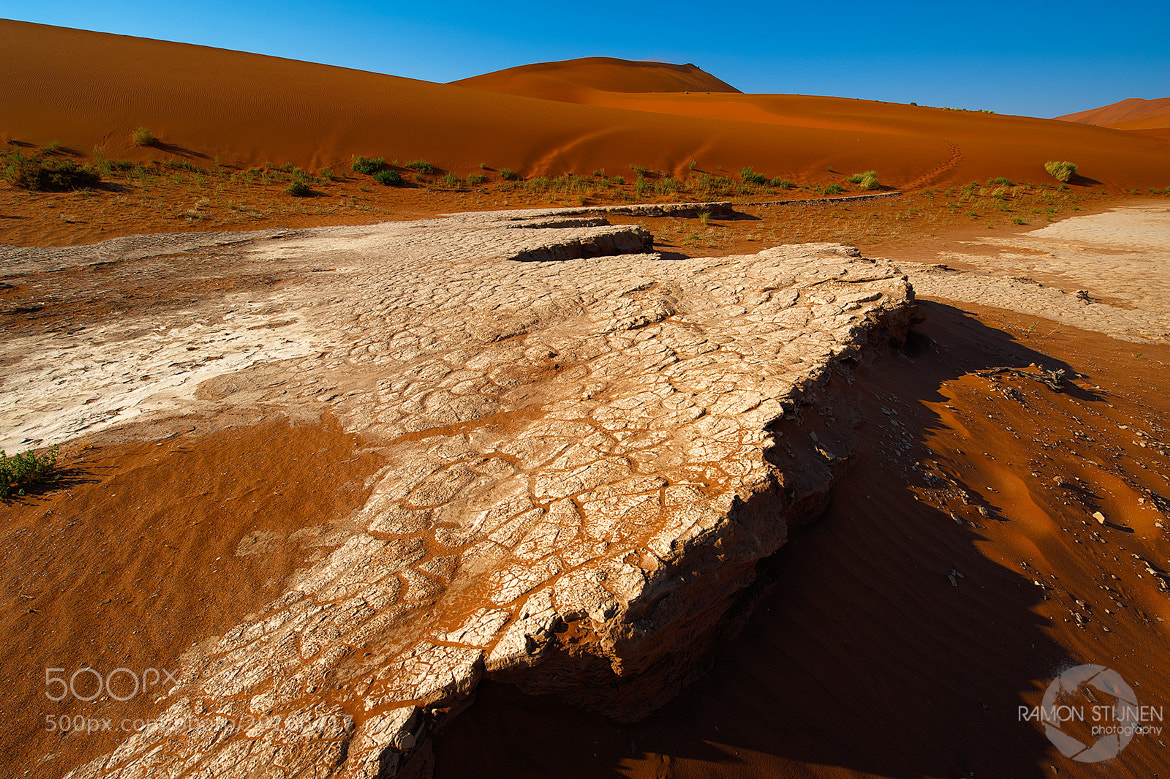 Photograph The Red Desert by Ramon Stijnen on 500px