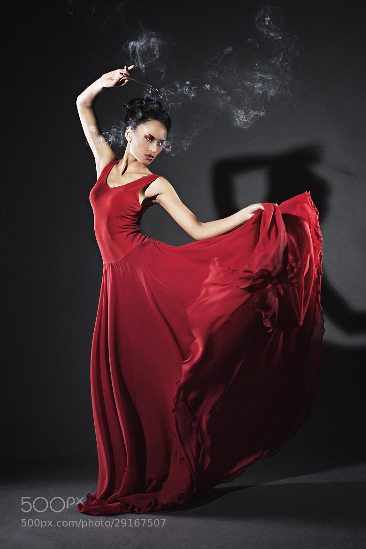 Photograph Dancer by Julia Sariy on 500px