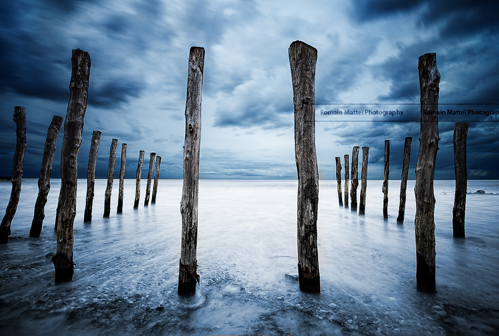 Photograph Pillars of Memories by Romain Matteï on 500px